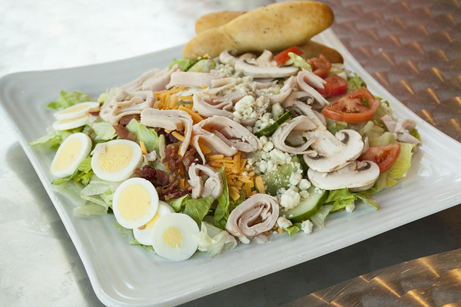 salad smaller